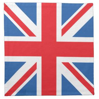 Union Flag/Jack Design Napkin
