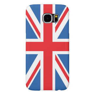 Union Flag/Jack Design Samsung Galaxy S6 Cases