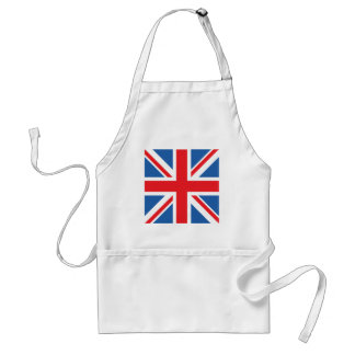 Union Flag/Jack Design (square) Standard Apron