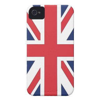 Union Flag, Union Jack iPhone 4 Case