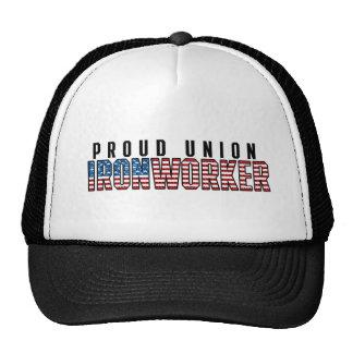 Union Ironworker Cap
