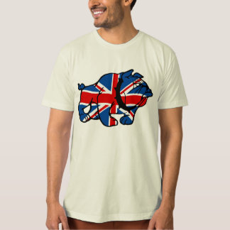Union Jack 100% organic cotton T-Shirt