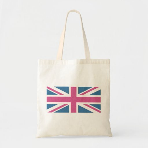 Union Jack Bags