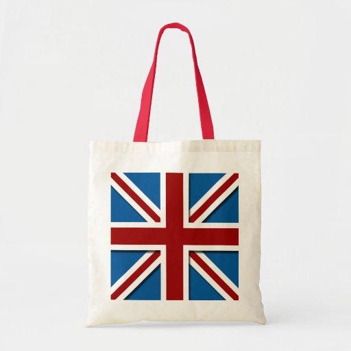 Union Jack Canvas Bags