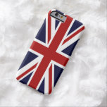 Union Jack Barely There iPhone 6 Case