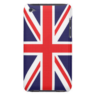 Union Jack Barely There iPod Covers