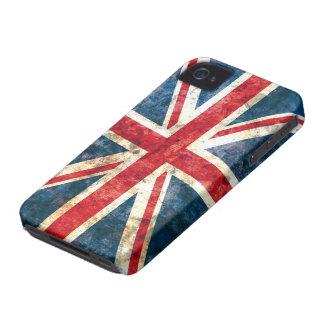 Union Jack Blackberry Case