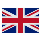 Union Jack ~ British Flag Poster