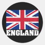 Union Jack British Flag Sticker
