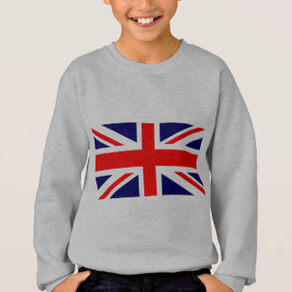 Union Jack British Flag Sweatshirt