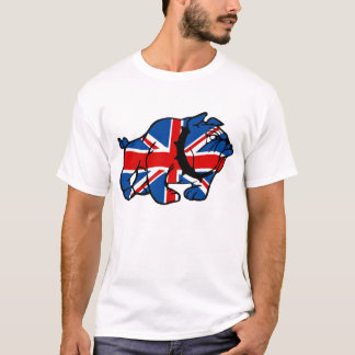 Union Jack British T-Shirt