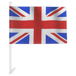 Union Jack Car Flag