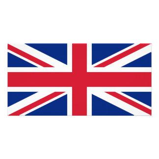Union Jack Card