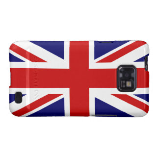 Union Jack Galaxy S2 Covers