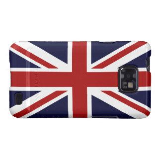Union Jack Galaxy S2 Case