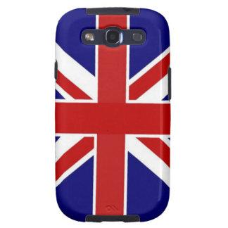 Union Jack Samsung Galaxy SIII Cover