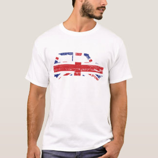Union Jack Classic Mini Tee Shirt