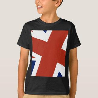 Union Jack Close Up T-Shirt