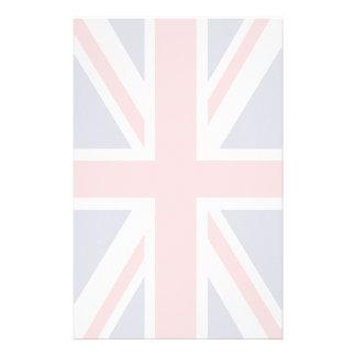 Union Jack Customised Stationery