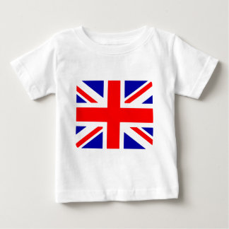 Union Jack flag Baby T-Shirt