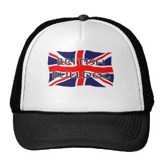 Union Jack Flag - British Bulldog Cap