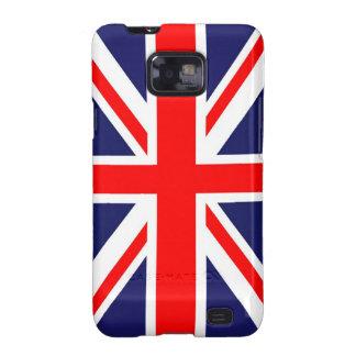 Union Jack flag Samsung Galaxy S2 Cover