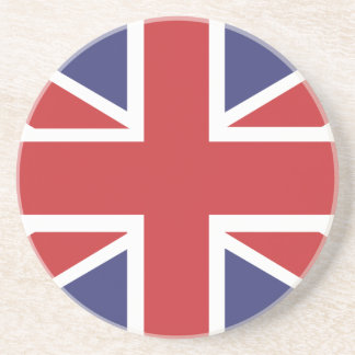 Union Jack Flag Coaster