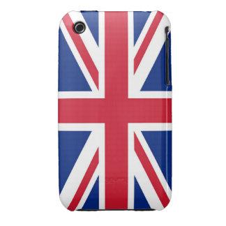 Union Jack Flag Design Blackberry Curve case