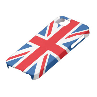 Union Jack/Flag Design iPhone 5 Covers