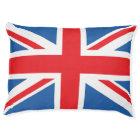 Union Jack/Flag Design Pet Bed