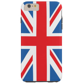 Union Jack/Flag Design Tough iPhone 6 Plus Case
