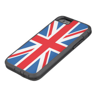 Union Jack/Flag Design Tough Xtreme iPhone 6 Case