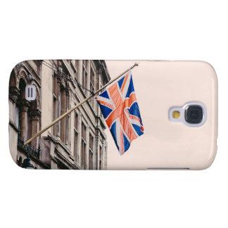 Union Jack Flag Galaxy S4 Case