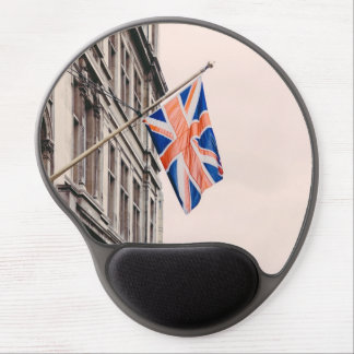 Union Jack Flag Gel Mouse Pad