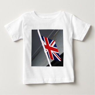 Union Jack Flag Infant  Tee Shirt
