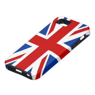Union Jack Flag iPhone 5 Case