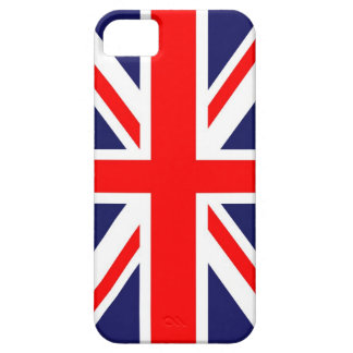 Union Jack flag iPhone 5 Cover