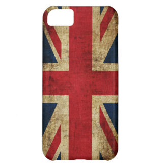 Union Jack Flag iPhone 5C Case