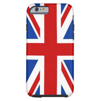 Union Jack Flag iPhone 6 case Tough iPhone 6 Case
