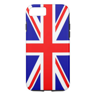 Union Jack - Flag - Iphone 7 Tough Cover