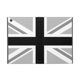 Union Jack/Flag Monochrome iPad Mini Cover