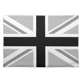 Union Jack/Flag Monochrome Placemat