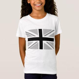 Union Jack/Flag Monochrome T-Shirt