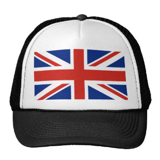 Union Jack - Flag of Great Britain Trucker Hat