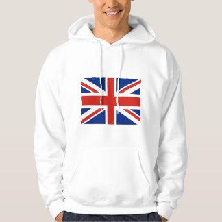 Union Jack - Flag of Great Britain Hoodie
