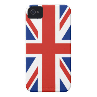 Union Jack - Flag of Great Britain iPhone 4 Case-Mate Case