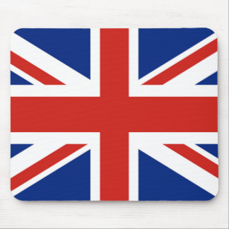 Union Jack - Flag of Great Britain Mouse Mat