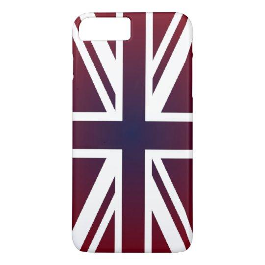 Union Jack Flag of the United Kingdom iPhone 7 Plus Case
