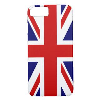 Union Jack Flag of the United Kingdom iPhone 8/7 Case