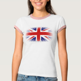 Union Jack Flag of the United Kingdom T-Shirt